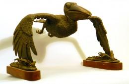 Pelican – Metal Sculpture
